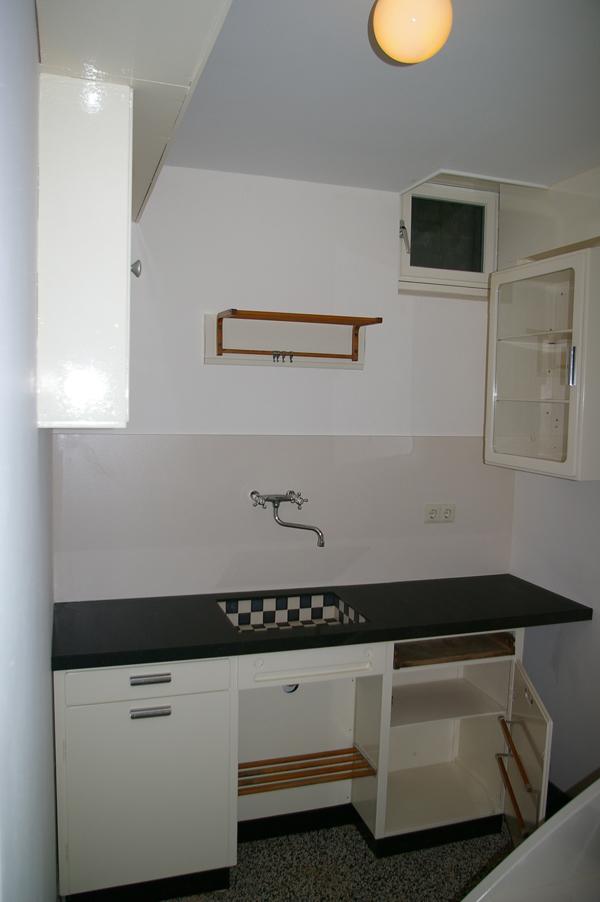 Renovatie Piet Zwart keuken